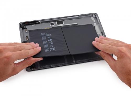 iPad Air Akkumulátor csere - SPACE - Apple Szerviz