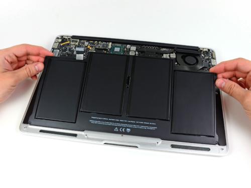 Macbook Air Akkumulátor csere - SPACE - Apple Szerviz