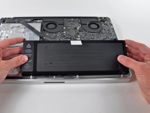 Macbook Pro Akkumulátor csere - SPACE - Apple Szerviz