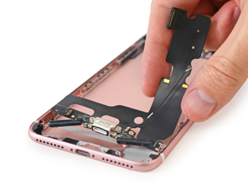 iPhone 7 Plus Töltőcsatlakozó csere - SPACE - Apple Szerviz