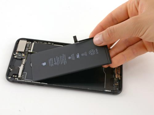 iPhone 7 Plus Akkumulátor csere - SPACE - Apple Szerviz