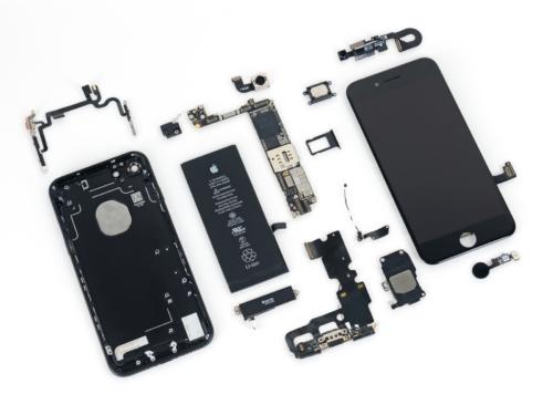 iPhone 7 Ultrahangos tisztítás - SPACE - Apple Szerviz