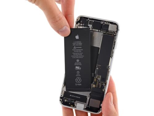 iPhone 8 akkumulátor csere - SPACE - Apple Szerviz