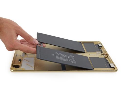iPad Pro 12,9 Akkumulátor csere - SPACE - Apple Szerviz