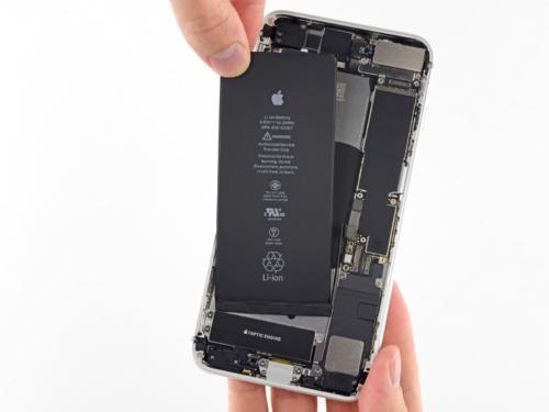 iPhone 8 Plus akkumulátor csere - SPACE - Apple Szerviz
