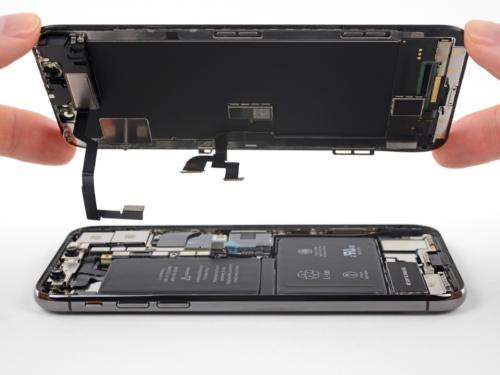 iphone x kijelzőcsere,display replacement