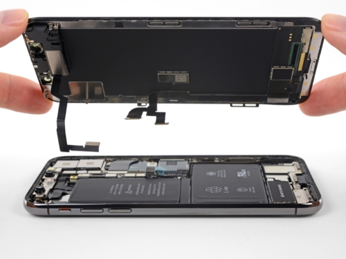 iphone x kijelzőcsere,display replacement
